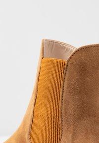 Gabor Comfort - Støvletter - sattel - 2