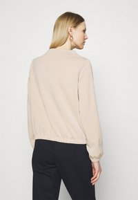 Opus - GABBI - Long sleeved top - macadamia - 2