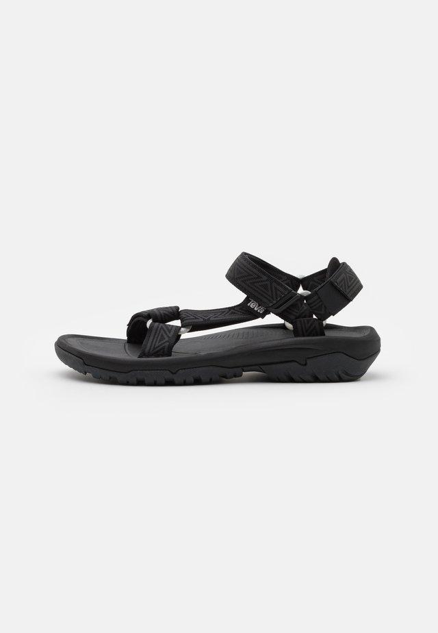 HURRICANE XLT2 REFLECTIVE - Chodecké sandály - black