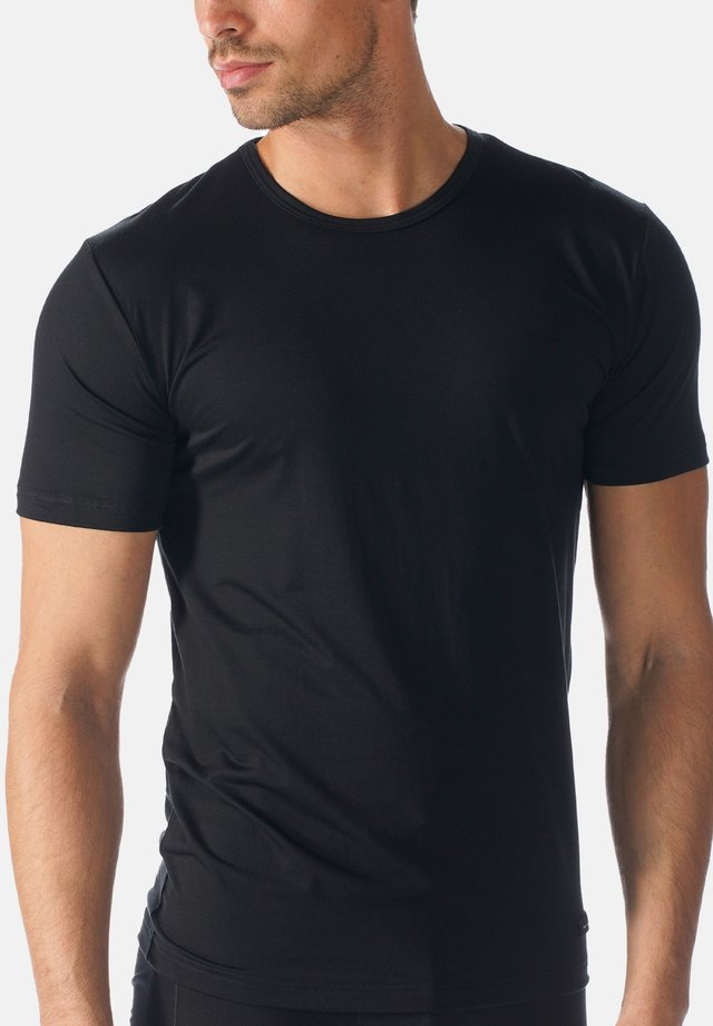 T-SHIRT SERIE NETWORK - Hemd - schwarz
