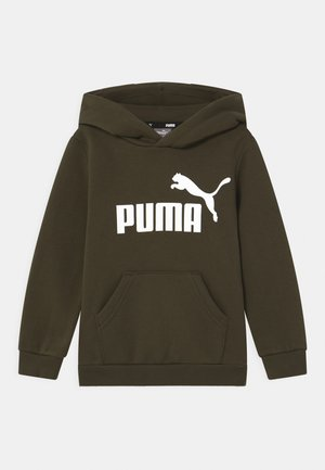 BIG LOGO HOODIE UNISEX - Collegepaita - forest night