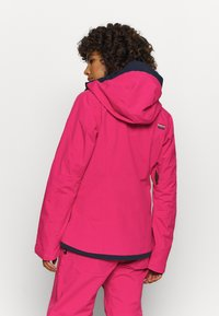 State of Elevenate - WOMENS BREVENT JACKET - Chaqueta de esquí - pink - 2