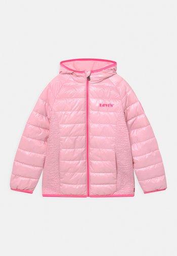 SLIMPUFFER - Winter jacket - almond