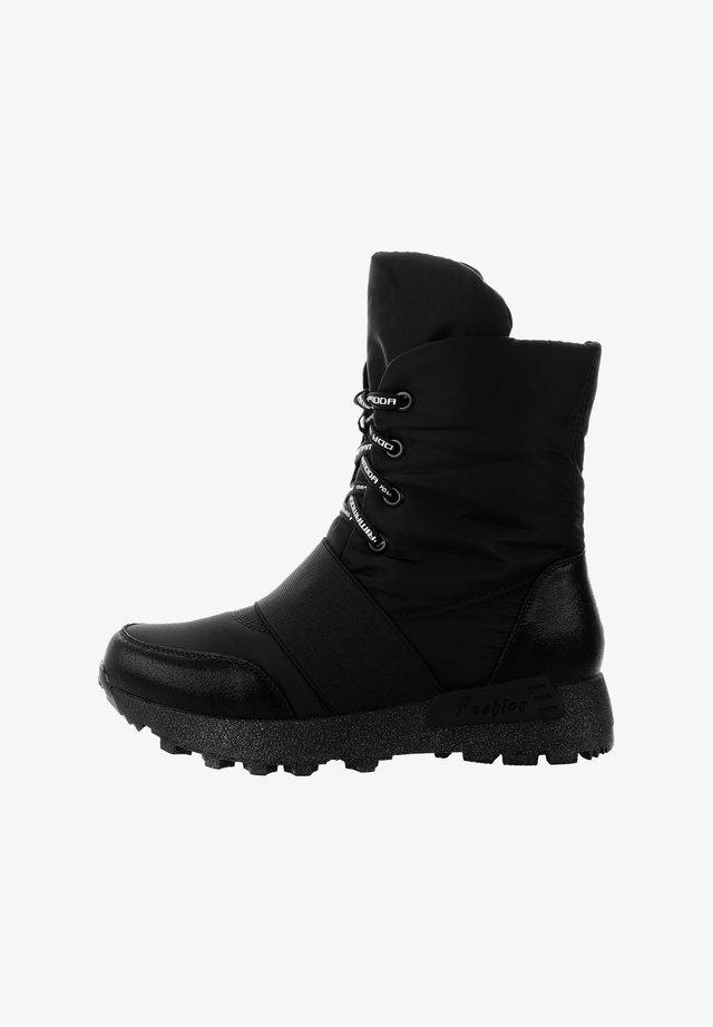 RADICENA - Lace-up ankle boots - black