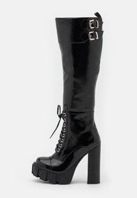 Jeffrey Campbell - MYTHIC - High heeled boots - black - 1