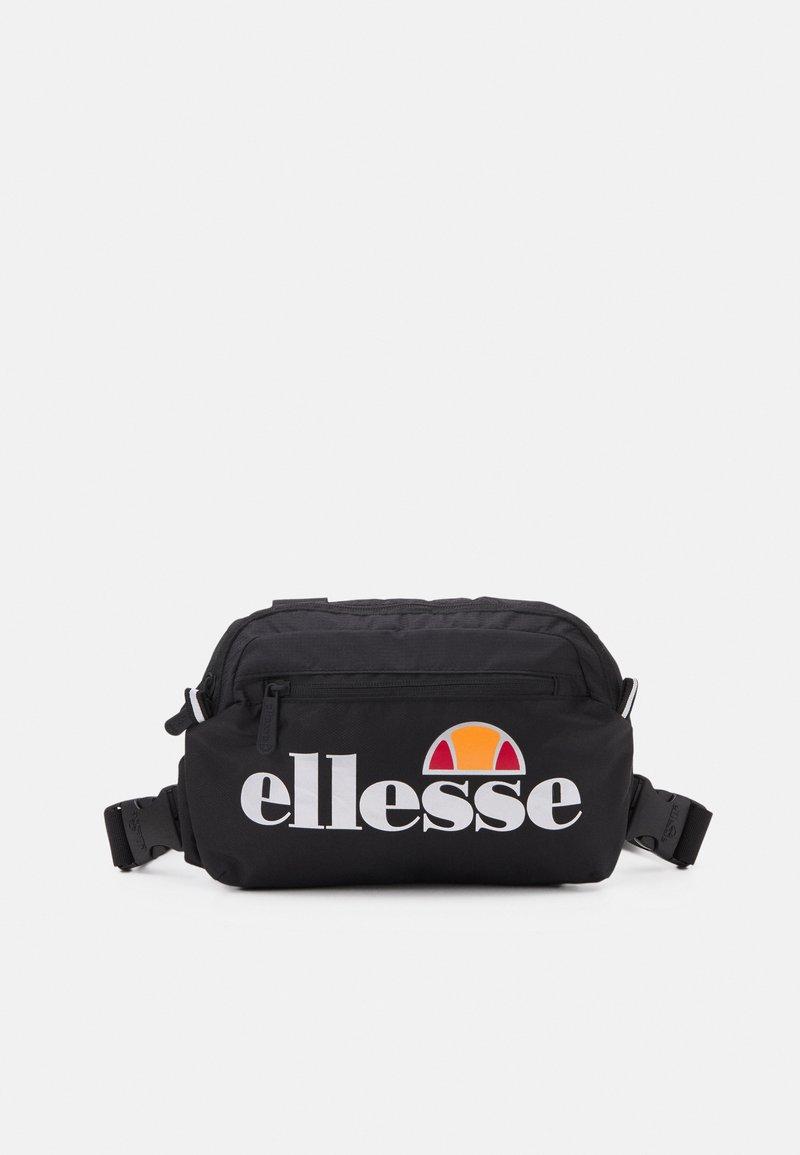 Ellesse - MAGGU CHEST BAG UNISEX - Rumpetaske - black