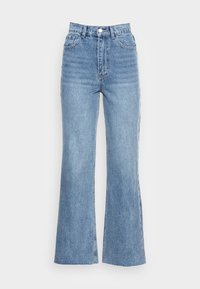 EDITED - ESRA - Straight leg jeans - light blue stone wash - 3