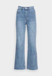 ESRA - Straight leg jeans - light blue stone wash