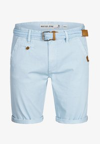 INDICODE JEANS - CASUAL FIT - Shorts - blau palace blue - 5