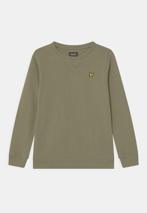 CLASSIC CREW NECK - Sweatshirt - oil green
