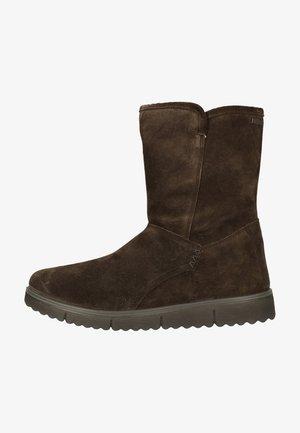 Platform boots - Ossido (Grau)