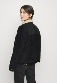 Roxy - GOOD FORTUNE - Light jacket - anthracite - 2