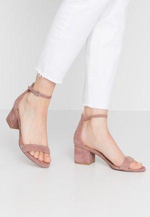 IRENEE - Sandals - mauve