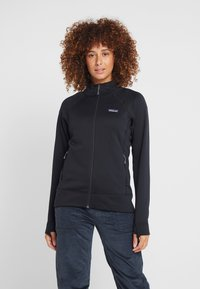 Patagonia - CROSSTREK - Fleece jacket - black - 0