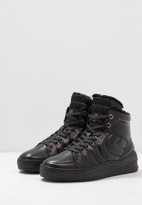 Bogner - COLOGNE - High-top trainers - black - 2