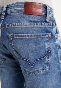 Pepe Jeans - CASH - Straight leg jeans - medium used - 5