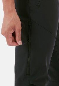 Mammut - Outdoorové kalhoty - black - 3