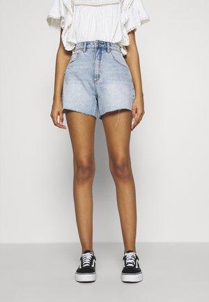 VENICE - Shorts di jeans - aqua aura