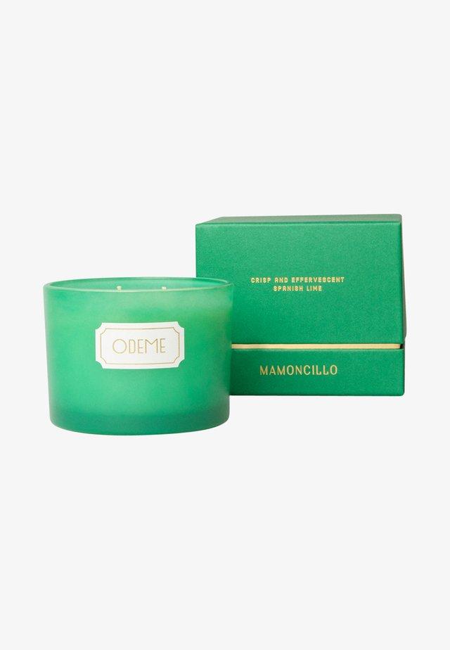 CANDLE CAPETOWN - Doftljus - green