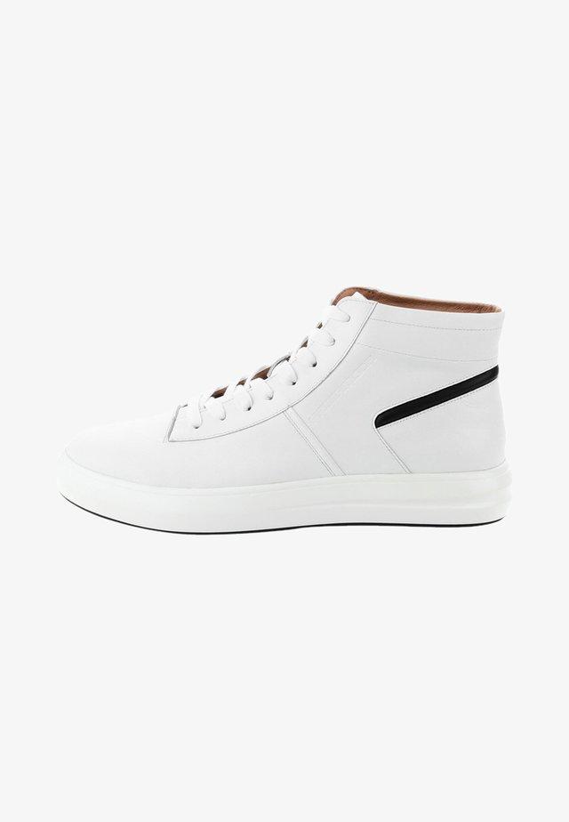 AVIGNA - Baskets montantes - white