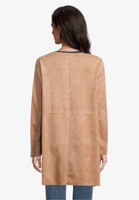 Betty Barclay - OHNE VERSCHLUSS - Short coat - beige - 2