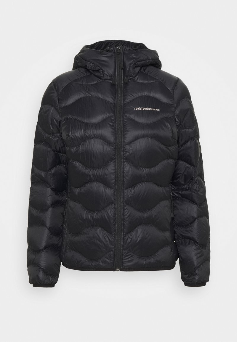 Peak Performance - HELIUM HOOD JACKET - Down jacket - black