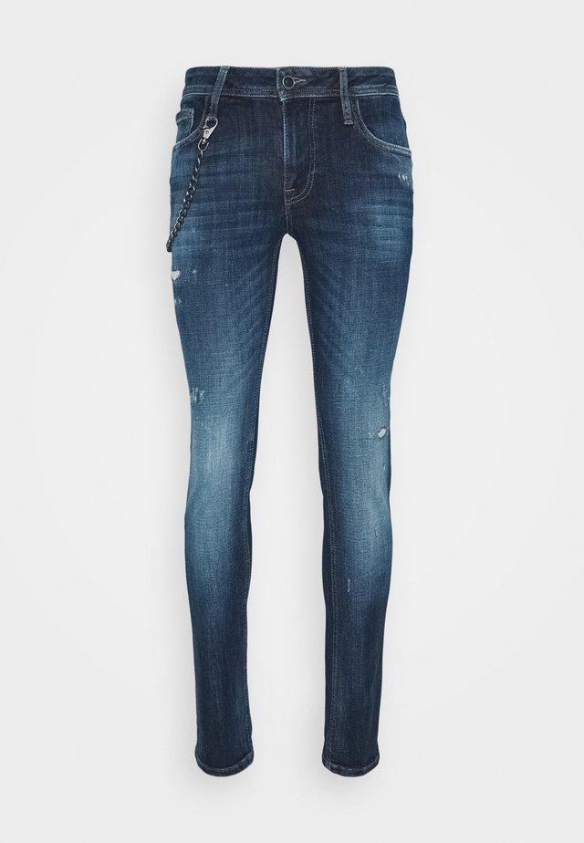 IGGY - Slim fit jeans - blu denim