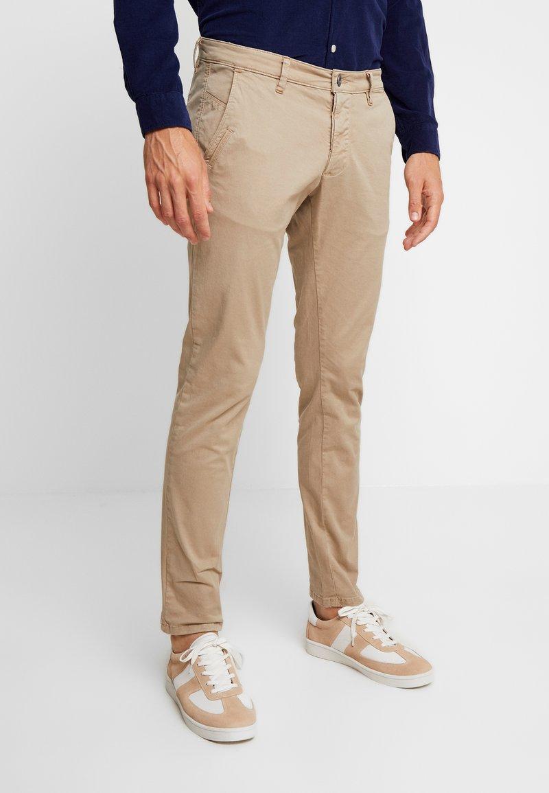 camel active - Chino kalhoty - beige