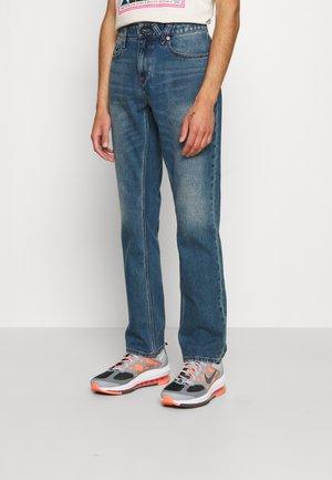 VORTA - Straight leg jeans - marben black