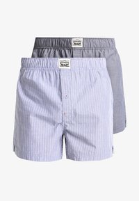 Levi's® - 2 PACK  - Boxer shorts - blue - 4