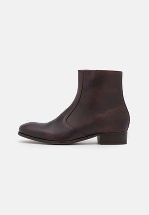 LUMIN - Kotníkové boty - brown