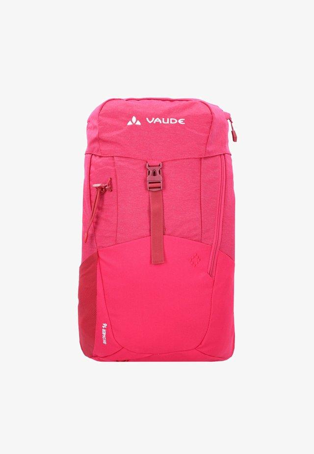 SKOMER 16 - Hiking rucksack - pink