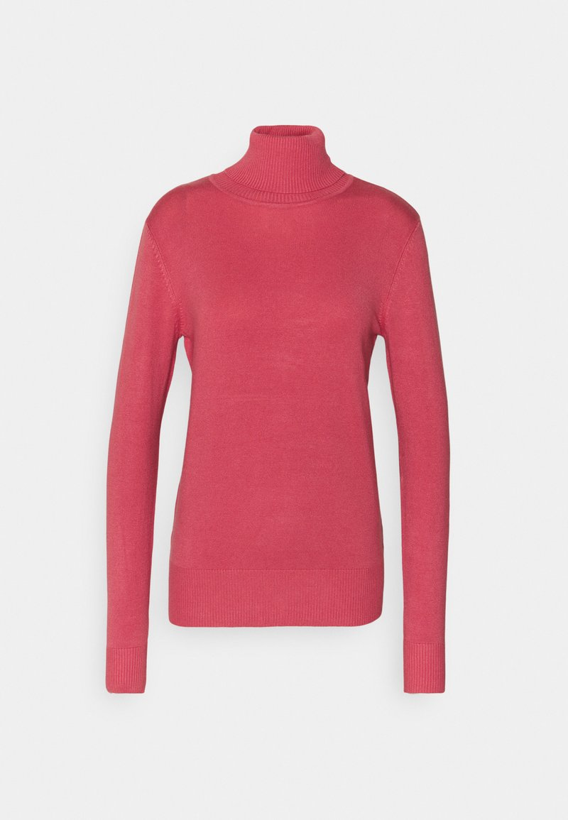 Saint Tropez - ROLL NECK - Jumper - slate rose