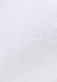 Jack & Jones - JACBASIC MULTI SHORT SOCK 5 PACK - Trainer socks - white - 1