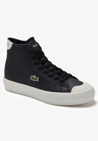 Lacoste - Baskets basses - blk/off wht - 3