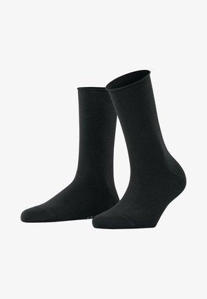 HAPPY UNI 2 PACK - Socks - black
