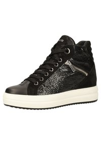 IGI&CO - High-top trainers - nero 55 - 2