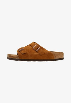 Slippers - mink