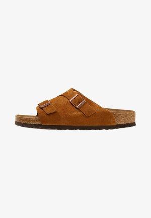 Domácí obuv - mink