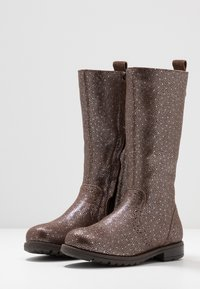 Bisgaard - HIGH - Zimní obuv - brown - 3