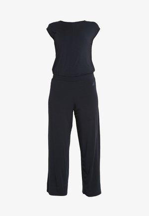 JUMPSUIT - Gym suit - midnight blue