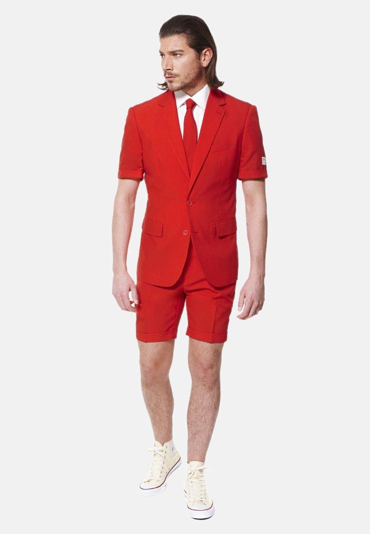 Homme SUMMER RED DEVIL SET - Costume