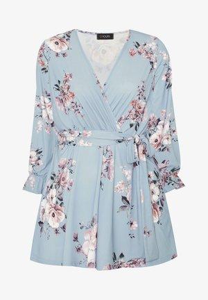LONDON - Long sleeved top - blue