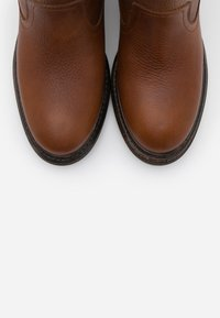 Anna Field - LEATHER  - Classic ankle boots - cognac - 5