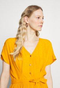 NAF NAF - LAFORTUNA - Day dress - moutarde - 3