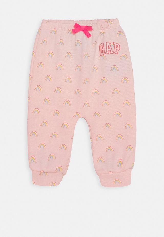 ARCH PANT - Bukse - pink
