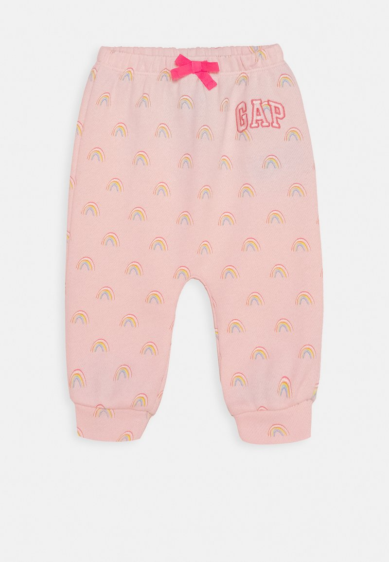 GAP - ARCH PANT - Trousers - pink