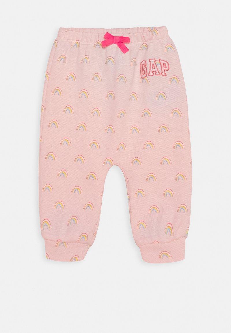 GAP - ARCH PANT - Pantalon classique - pink