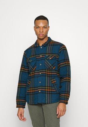 BOWERY LINED JACKET - Summer jacket - marine blue
