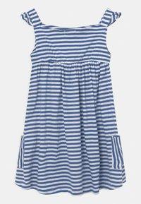Lemon Beret - GIRLS  - Jersey dress - blue yonder - 1